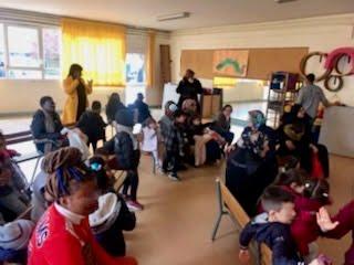 Parents à l'école, levier pour l'intégration sociale et culturelle  2 avril 2019 Photo