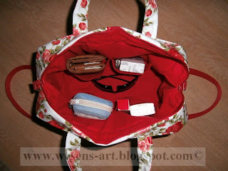 Summer Bag for rainy days 3     wesens-art.blogspot.com