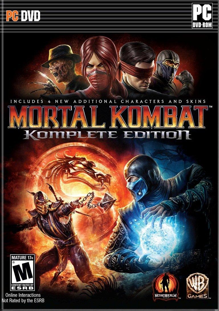 Mortal Kombat Komplete Edition - Download Full Version Pc