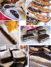 Mákos sütemények