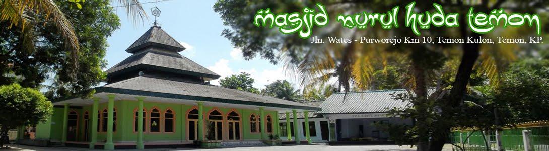 Masjid Nurul Huda Temon