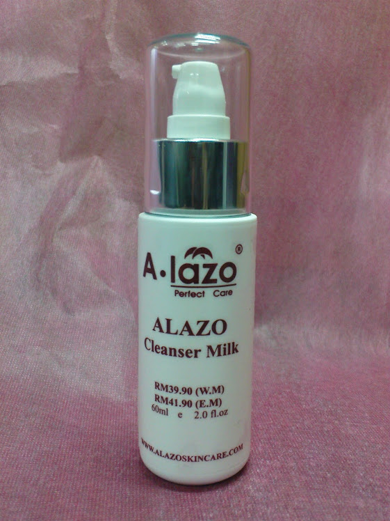 A-lazo Cleanser Milk