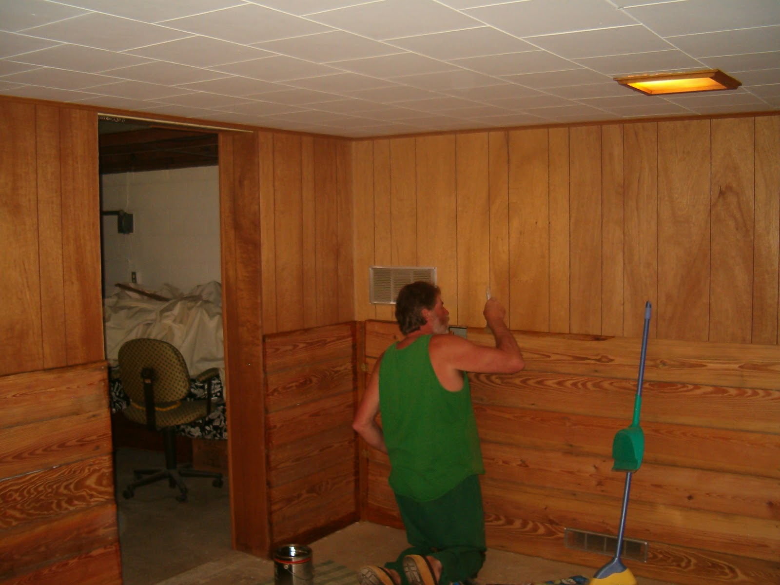 redo redux revisiting past projects barn wood basement