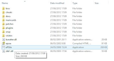 ePSXe v1.7.0 Emulator