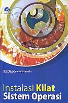 toko buku rahma: buku INSTALASI KILAT SISTEM OPERASI, pengarang kedai computerworks, penerbit andi