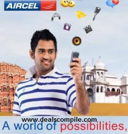 Aircel Internet Offer