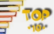 Top 10 to akcja, przy okazji której raz w tygodniu na blogu pojawiają się różnego rodzaju rankingi, dzięki którym czytelnicy mogą poznać bliżej blogera, jego zainteresowania i gusta. Jeżeli chcesz dołączyć do akcji - w każdy piątek wypatruj nowego tematu na dany tydzień.      Dziś przyszła pora na... Wymarzone prezenty książkowe!