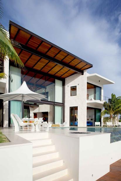 Modern Coastal House Plans