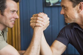 Douleurs musculaires bras