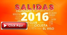 salidas de Club Domingos del 2016.