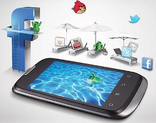 Huawei U8650 Sonic Ponsel Android 3G Harga Rp 599 Ribu