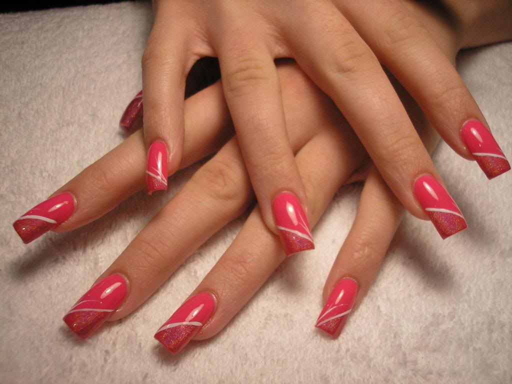 Gel Nail Art Designs