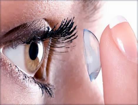 Consejos para personas con lentillas