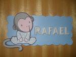Rafael - o nome do meu filhote