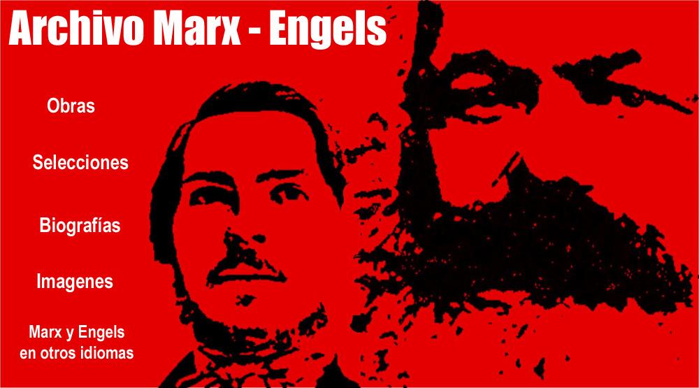 Archivo Marx - Engels