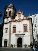 Igreja Sta. Rita, centro do Rio