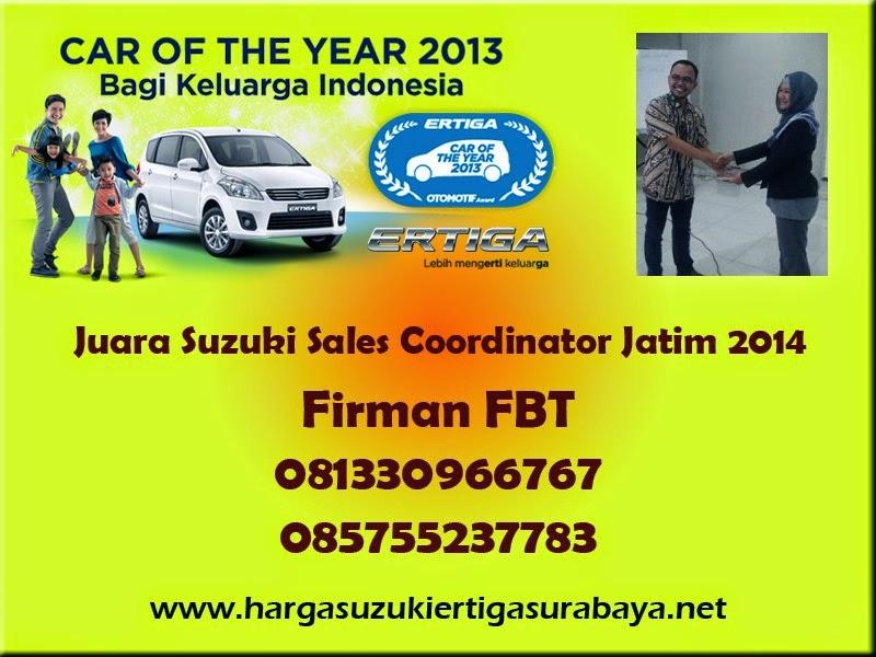 Harga OTR Suzuki Ertiga UMC Dan SBT Surabaya Sidoarjo Bangkalan Pamekasan Sms Firman FBT 085755237783