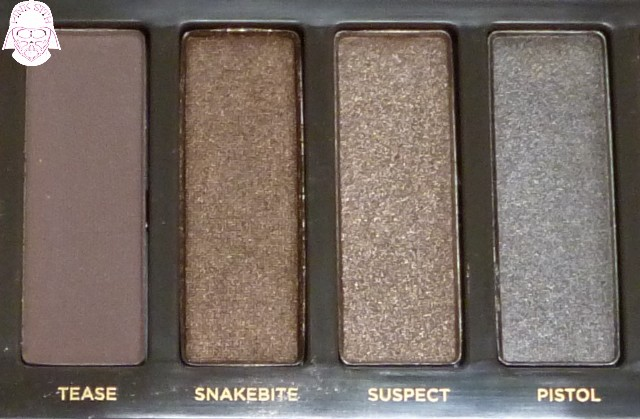 URBAN DECAY   Naked 2 Eyeshadow Palette Review + Swatches