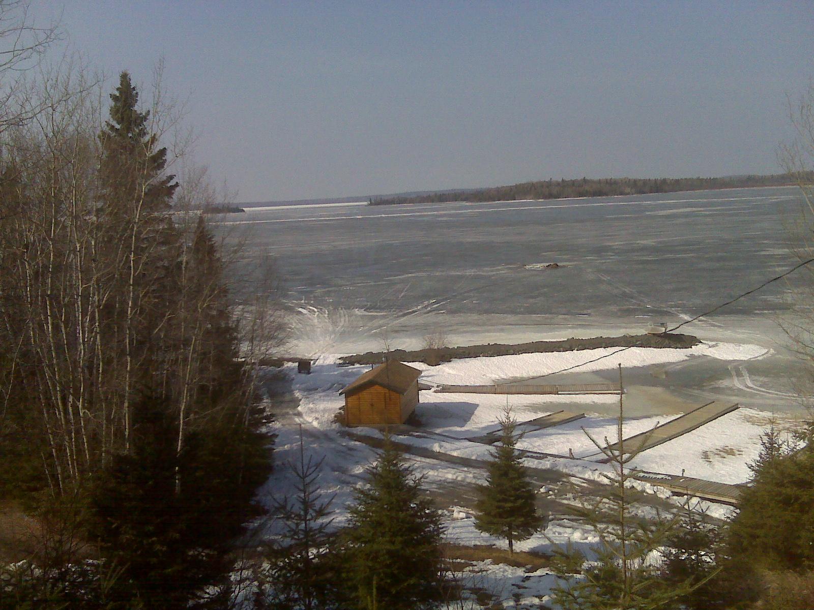 let 39 s go fishing pakwash lake red lake ear falls ForRed Lake Ice Fishing Resorts