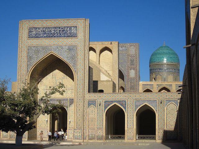 Islam Bentuk Peradaban di Uzbekistan
