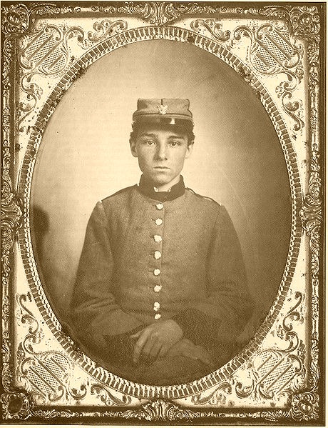 Youngest Civil War soldiers | The Dawg Shed