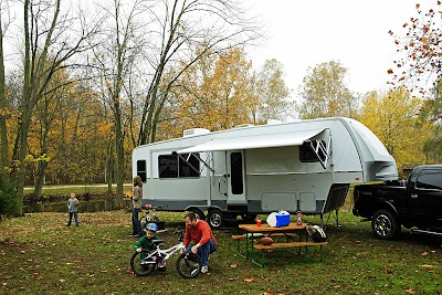 Michigan DNR: Site-specific state campground reservations will soon be available in 'shoulder season'