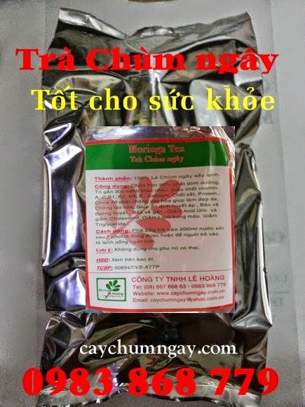 Trà Chùm ngây (Sấy lạnh) - 64.000gói/200gram