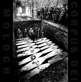 CORPUS DEI / MOLOCH - Split  EP