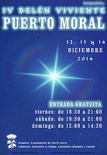 Puerto Moral (Huelva) - Belén Viviente 2014