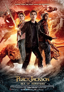 Download Percy Jackson e o Mar de Monstros Dublado Torrent