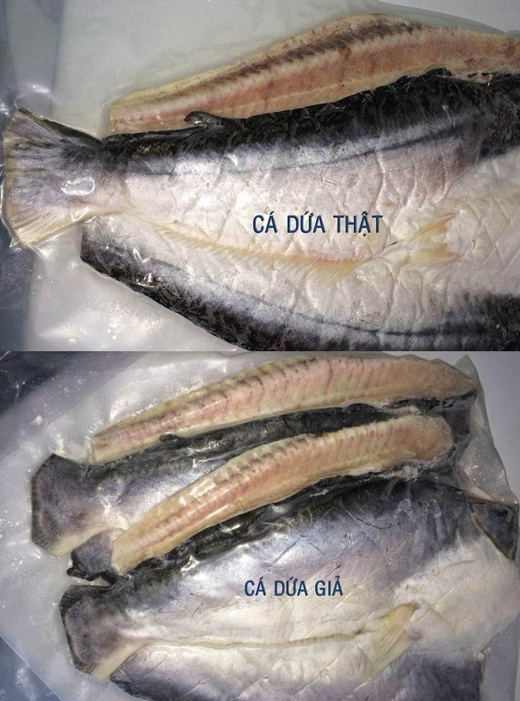 Phân Biệt Khô Cá Dứa