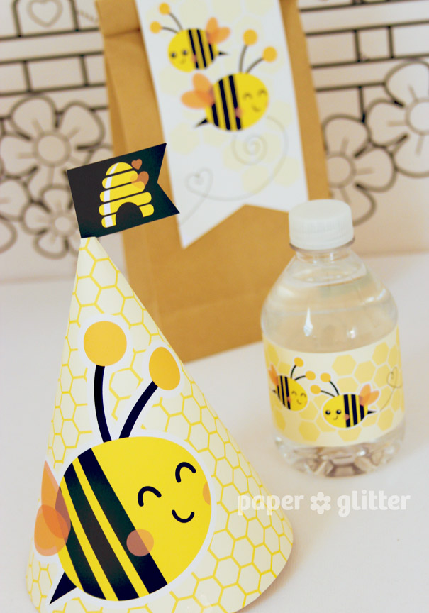 Beehive Template Printable New To The Shop Bee