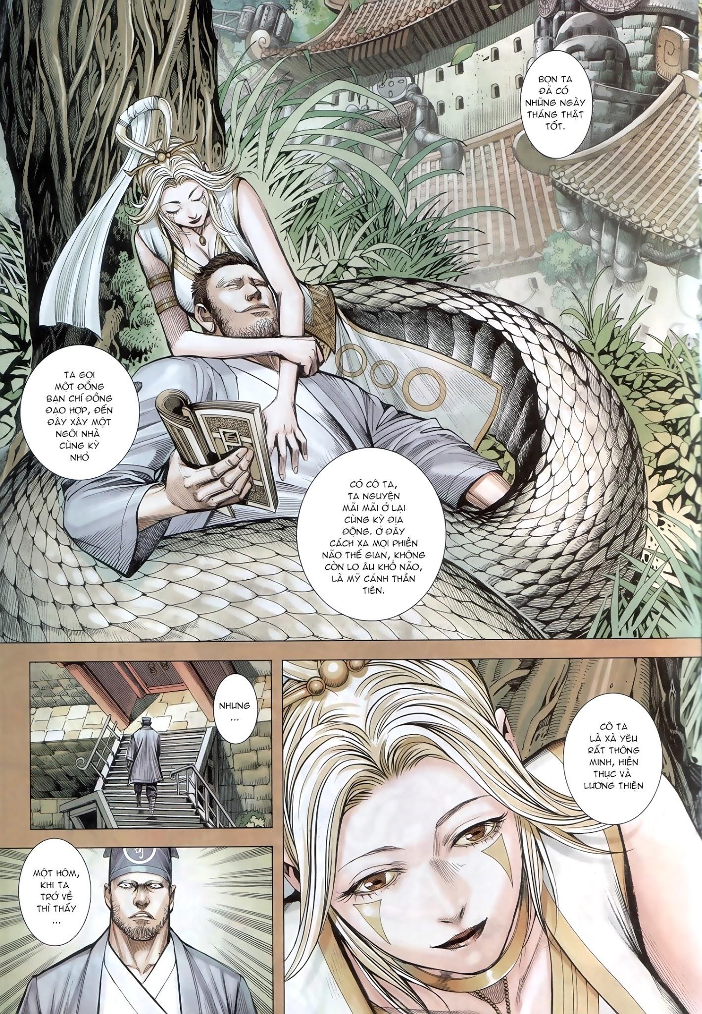 Tây Du Chap 125 - Trang 26
