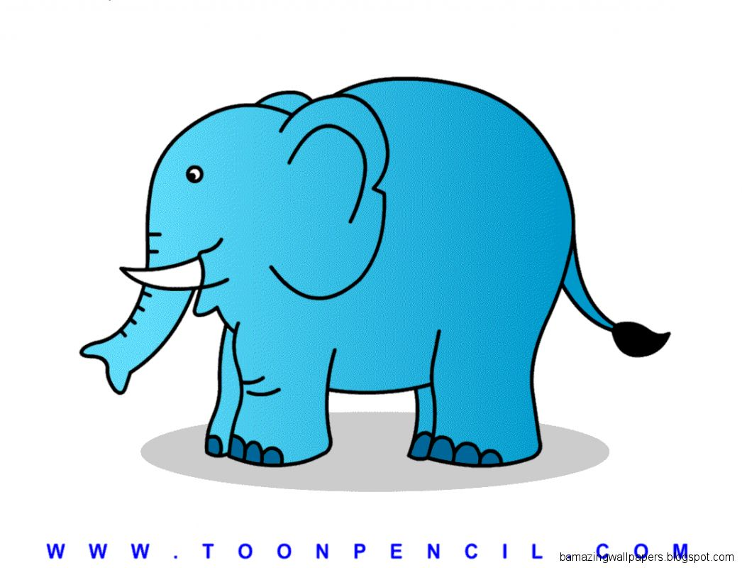 Elephant For Kids Clipart   Free Clip Art Images