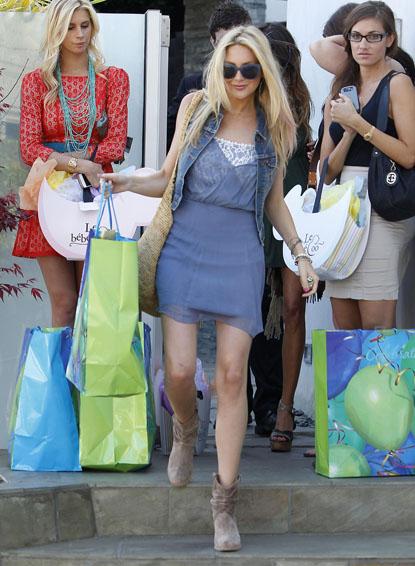 Kristin Cavallaris Baby Shower Baby Chic News