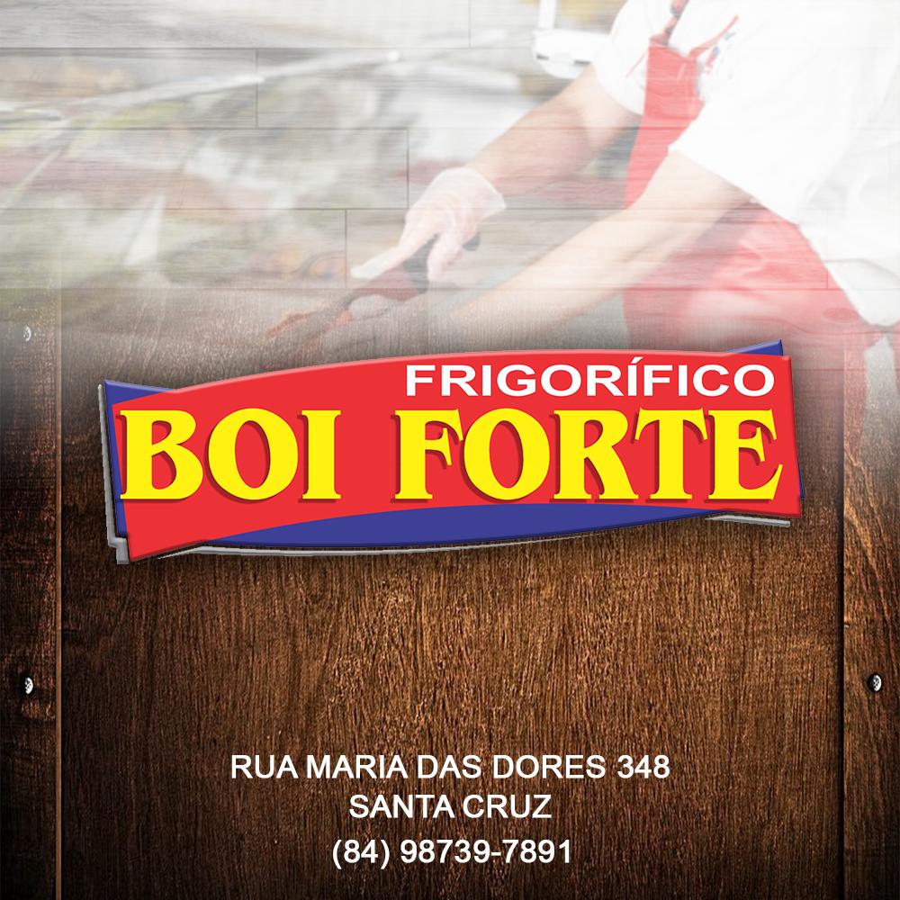 FRIGORÍFICO BOI FORTE