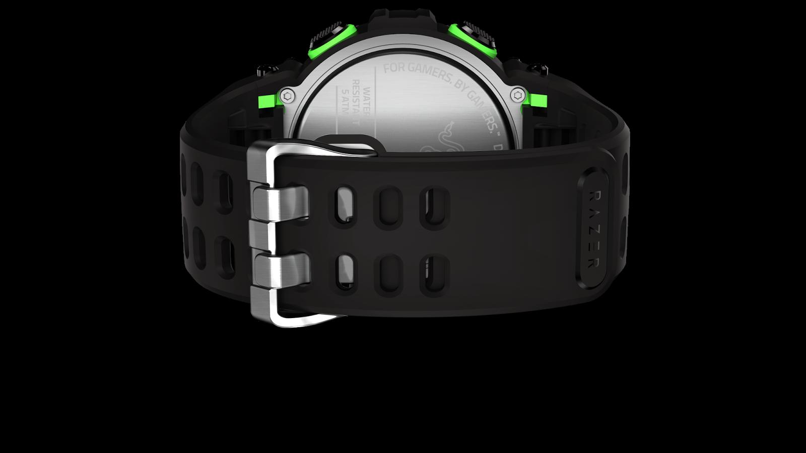 a65526ecf0e Razer anuncia relógio inteligente com 12 meses de duração de bateria ...