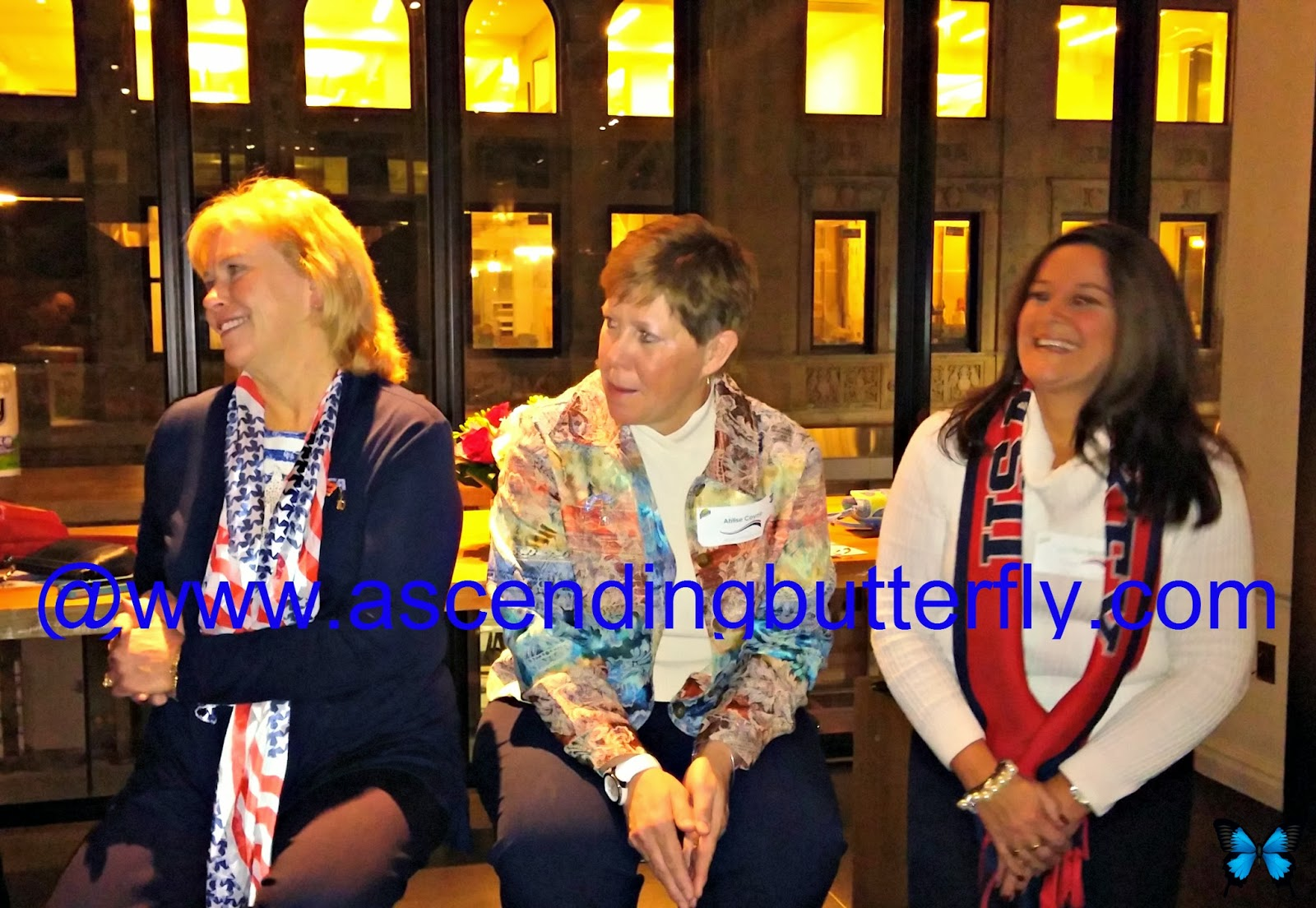 Team USA Olympic Hockey Moms Panel