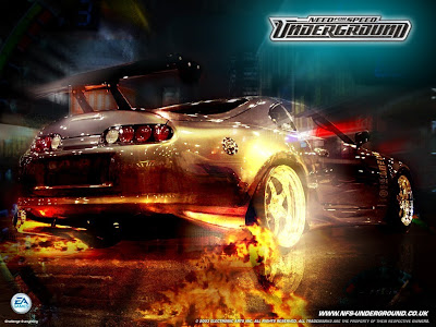 Need For Speed Underground 1 Game - Free Download Full