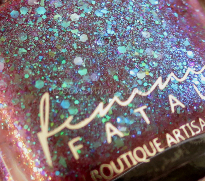 Femme Fatale Cosmetics Night And Silence