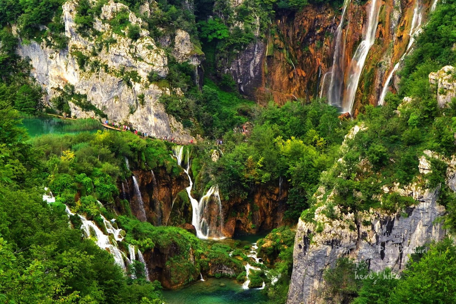 how to get to plitvice national park