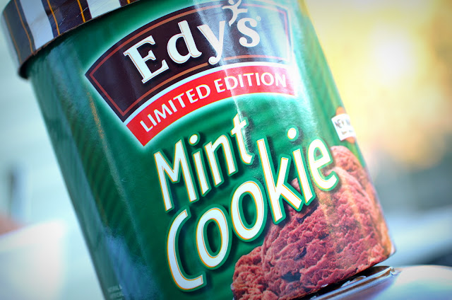 ... : Edy's Mint Cookie (Previously Edy's Girl Scouts Thin Mint Cookie