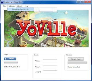 yoville hack