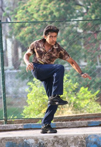 Actor Surya's 'Varanam Aayiram' Movie Stills 4