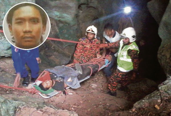 Derita Bomoh Indonesia Bertapa Dimakan Penunggu Gua