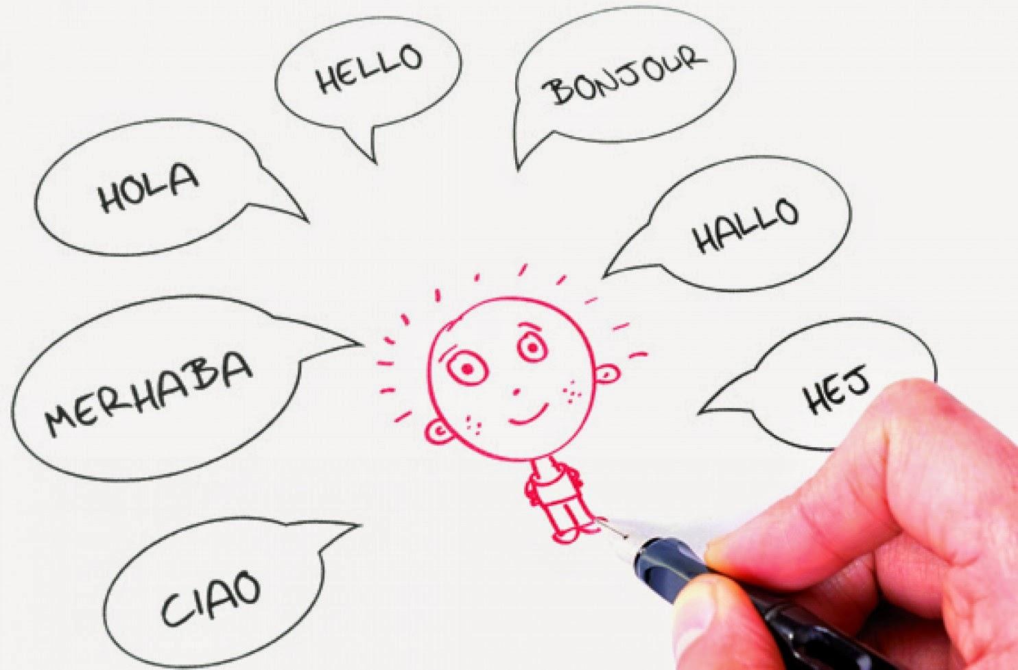 Las lenguas más rápidas en hablar