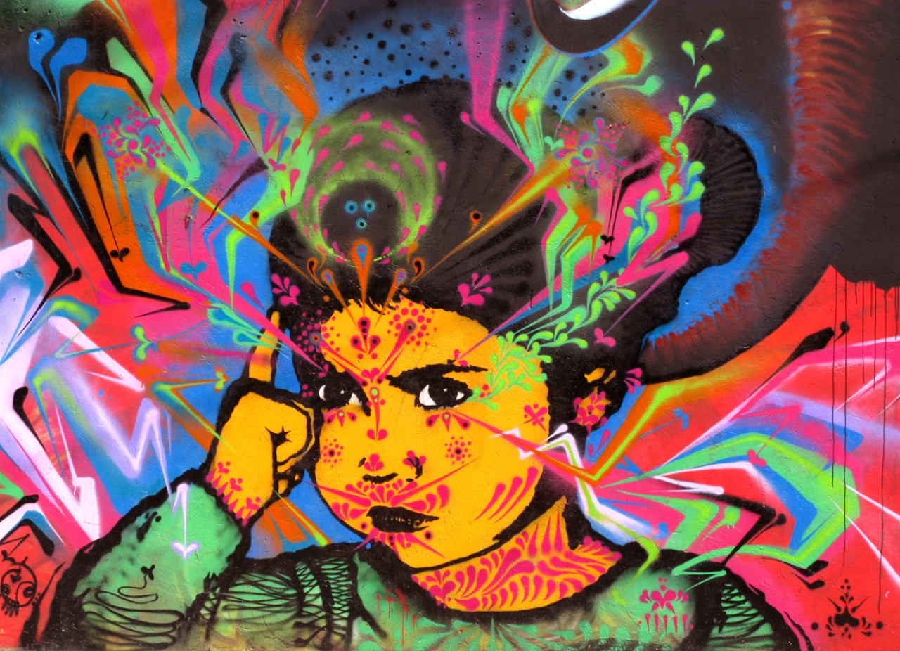 the importance of the works of art by colombian artists