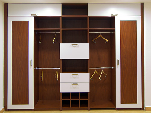 Muebles leo for Disenos de closets sencillos