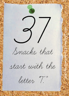 t snacks, preschool t snacks, homeschool lesson plan, bulletin board