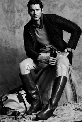 Massimo Dutti The Equestrian Collection moda ecuestre para hombre botas hípicas comprar tiendas